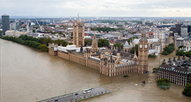 Watch Big Ben drown: Why you should care about climate change