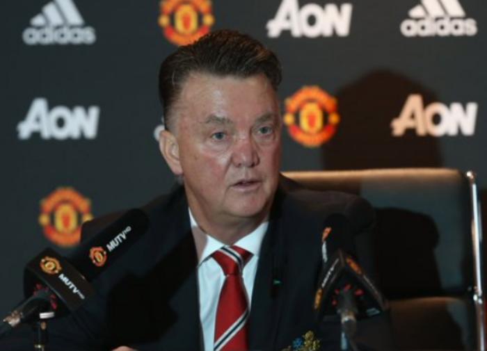 Louis van Gaal. Photo: MUFC/Getty Images