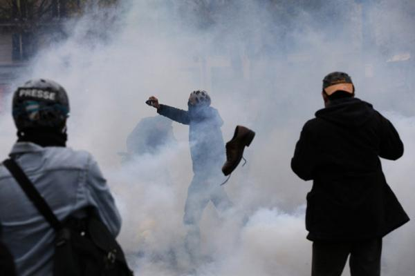 COP Photo: AFP
