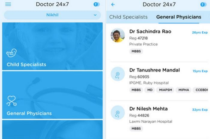 Chennai floods: 'Doctor 24x7' app to offer continuous medical advice