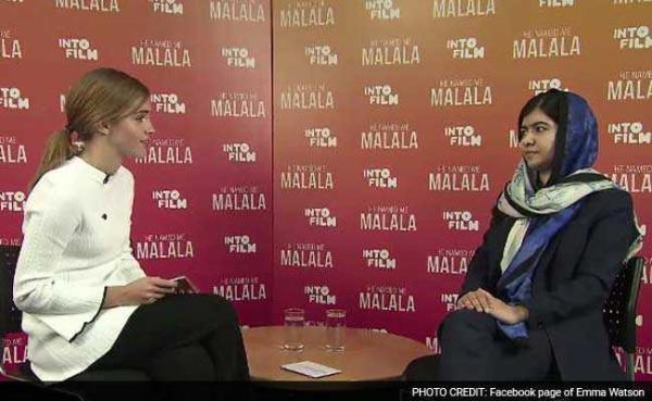 Malala-emma Watson