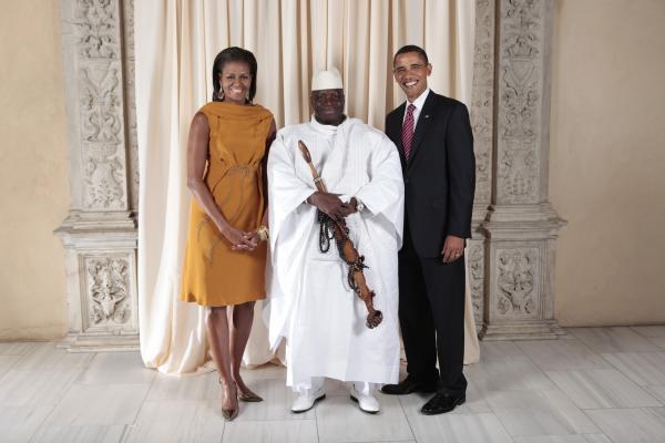 Yahya_Jammeh_with_Obamas.jpg