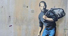 Banksy_NON HERO