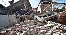 #ManipurEarthquake: Is national media indifferent to Northeast suffering?