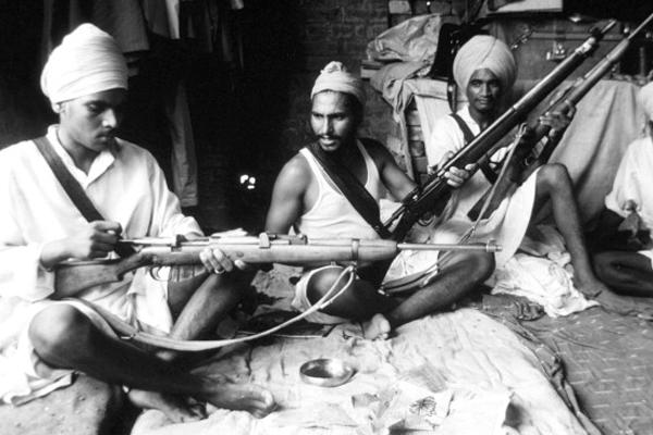 Sikh-militancy