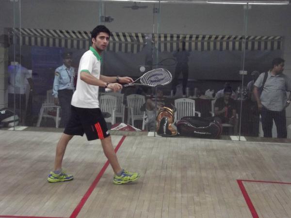 ravi-dixit-squash-player . File