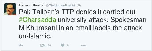 pak terror attack tweet