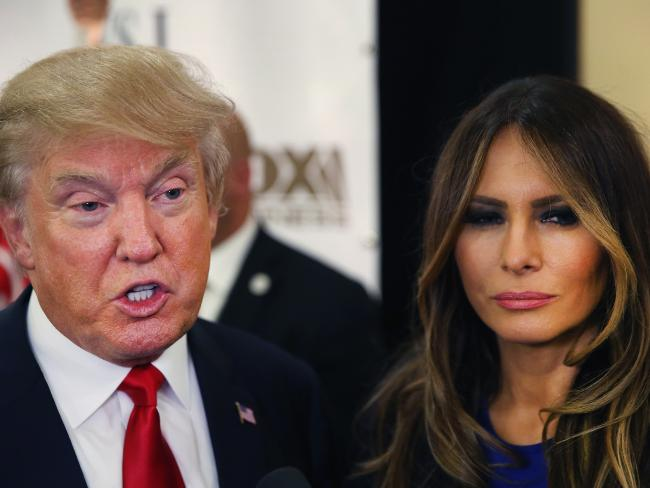 AFP_Trump mELANIA