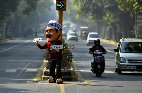 Delhi Kejriwal.