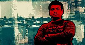 Framed as a terrorist_NON HERO