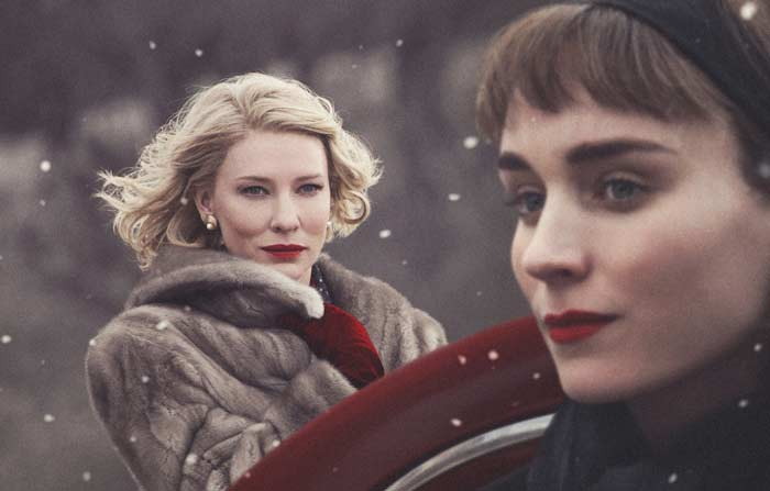 Carol: an overwhelmingly beautiful film that plays out like a dream