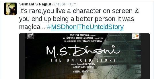 dhoni sushant tweet.jpg