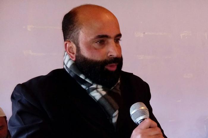 Manzoor Ahmad Khan lead