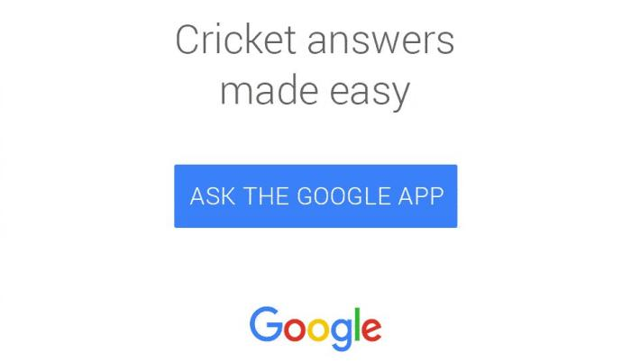 World T20 2016: Google gives front row seats with this app