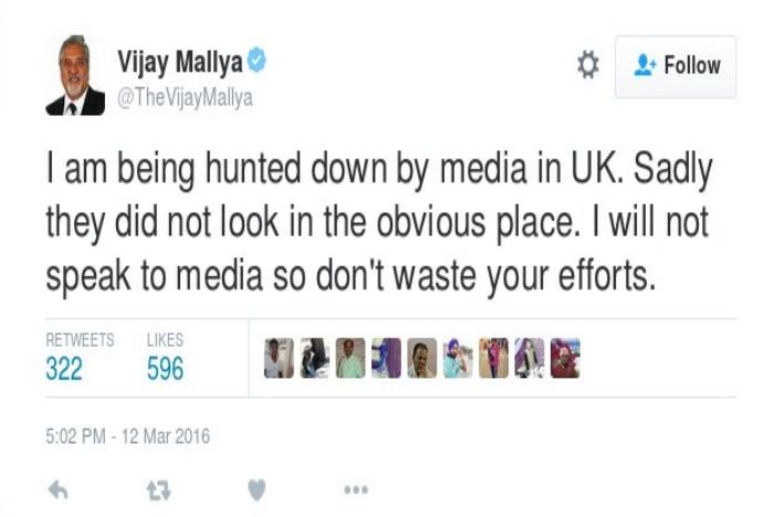 malya tweet