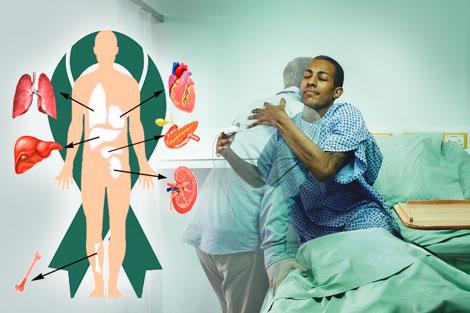 organ donation मौत के बाद भी क