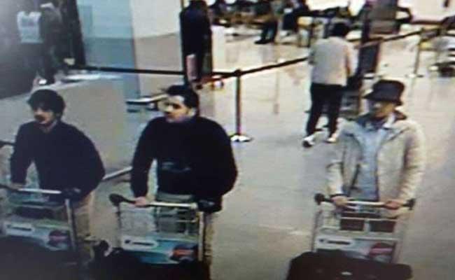 Brussels attacker
