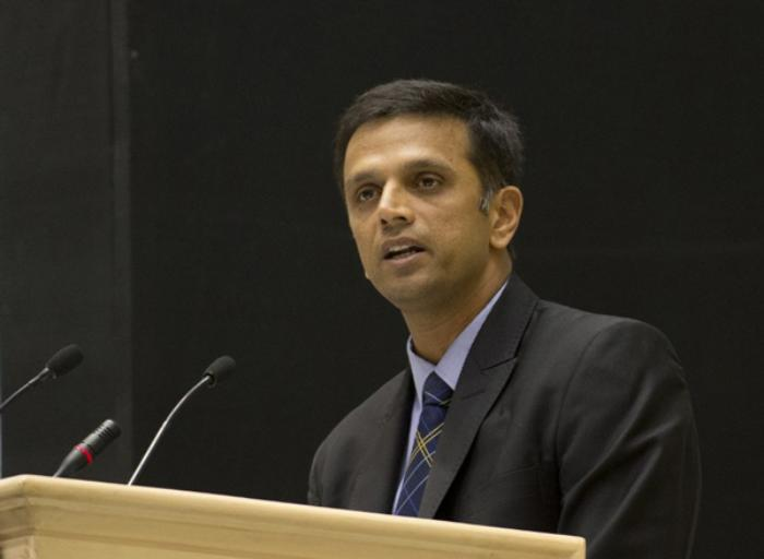 Rahul Dravid unsure about Indian senior team coaching role
