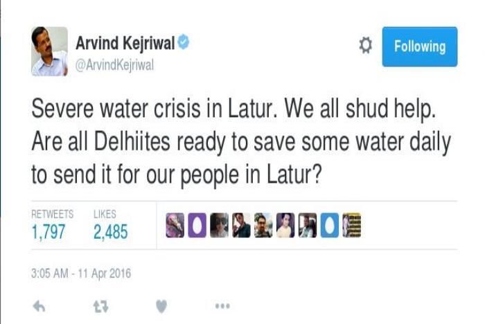 arvind-latter-water