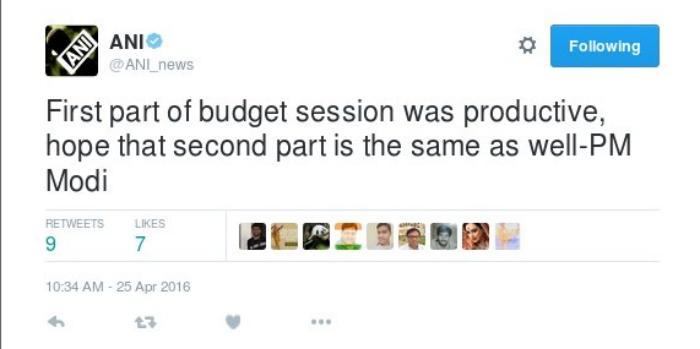modi budget