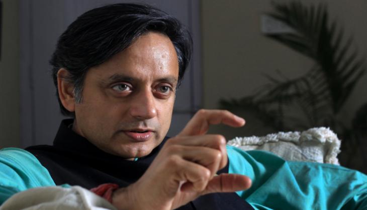 Shashi Tharoor/ File Photo
