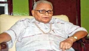 Mohapatra Nilamani Sahoo dies, Naveen Patnaik remembers his contribution to Odia literature