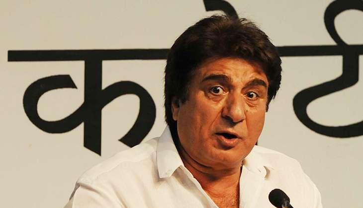 Raj Babbar was made UPCC chief