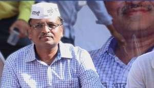 Satyendra Jain blames Haryana and Punjab for 70% of Delhi's smog