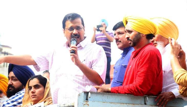 Arvind Kejriwal is a 'frustrated' man: Parkash Singh Badal