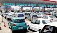 Toll collection suspended till 2 December midnight: Nitin Gadkari