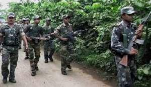 Chhattisgarh: Security forces kill Naxal in Bastar encounter