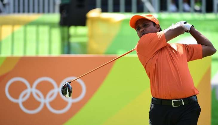 Chawrasia tied 22nd, Lahiri joint 57th at Olympics