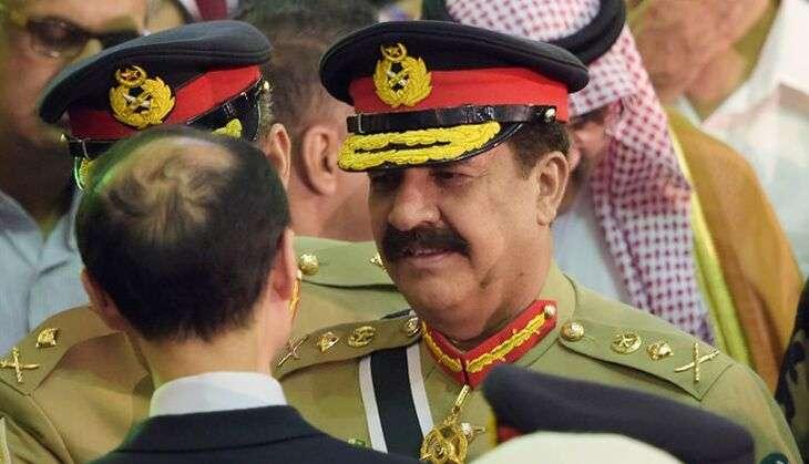 Pakistan Army chief Gen Raheel Sharif