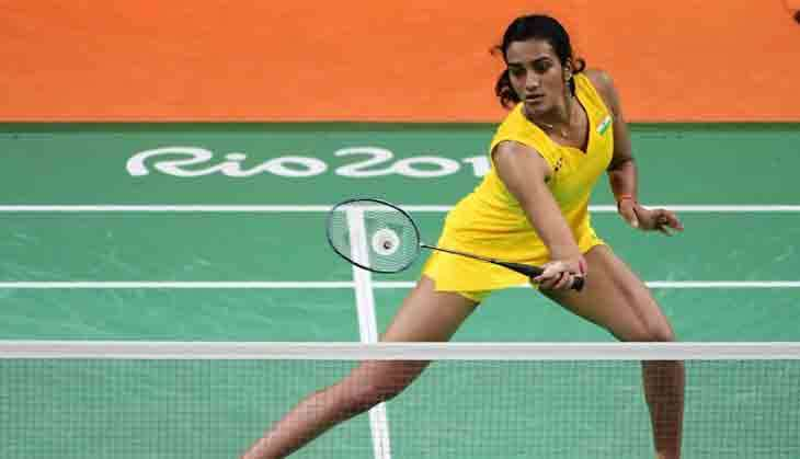 PV Sindhu wins silver at Rio Olympics