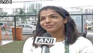 Honoured to be considered for Khel Ratna award: Sakshi Malik