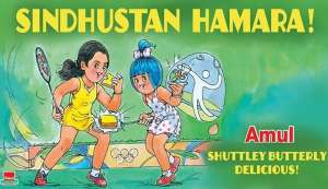 These Amul puns for Rio Olympics 2016 are spot on!
