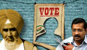 Chhotepur on his way out: AAP set to show the door to its Sikh face in Punjab
