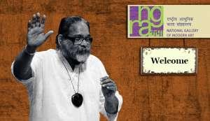 Is NGMA's next director Adwaita Gadanayak riding the saffron wave?