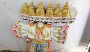 Ravana temple in Noida: Village penalised for worshipping Ram's adversary