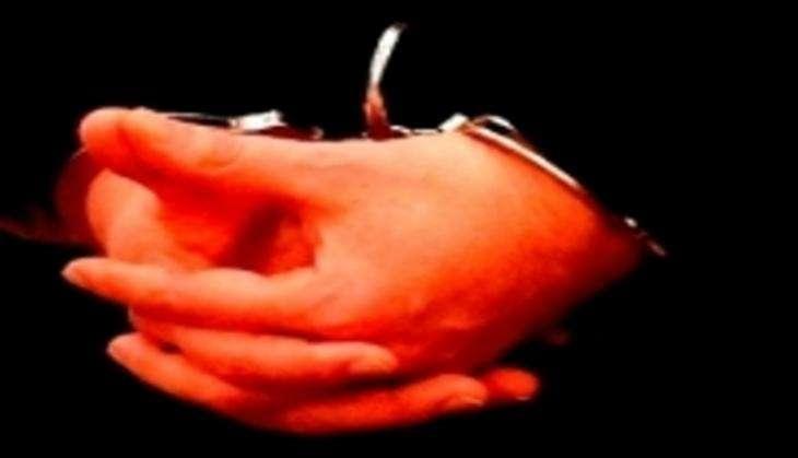 Delhi arrested