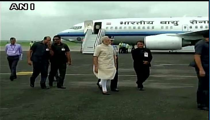 Here's Prime Minister Narendra Modi's plan as he leaves for a three-day visit to Japan