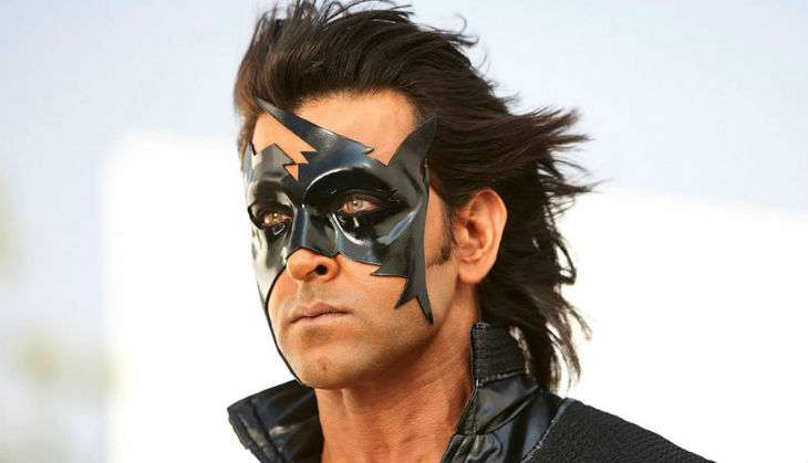 No double role of Hrithik Roshan in Krrish 4