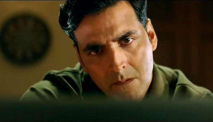 Akshay Kumar in R Balki's next film (Holiday Movie Still)