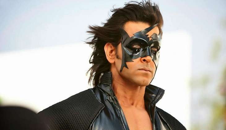 krrish the superhero Hrithik roshan's 2003 release koi mil gaya (directed by his father), is one of the best films the actor has been part of and can boast about it the film was the biggest hit of the year and the .