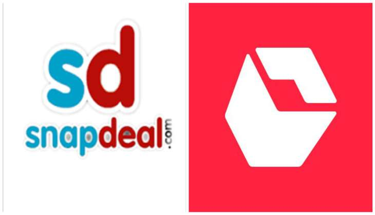 Snapdeal logo: ...