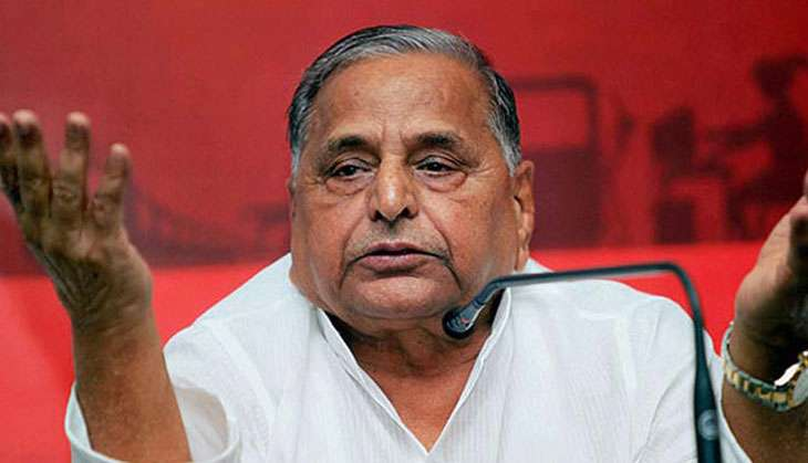 Mulayam Singh Yadav says Uniform Civil Code should be left to religious leaders