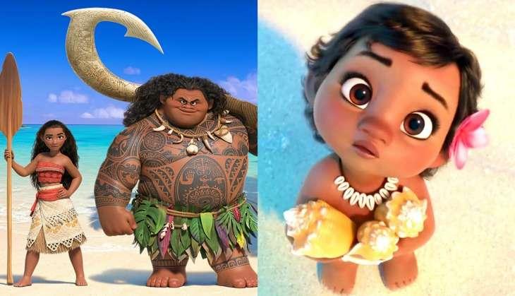 Disney's Moana debuts new trailer
