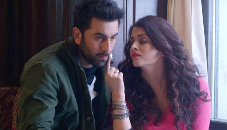 Ranbir Kapoor and Aishwarya Rai in Ae Dil Hai Mushkil (Movie Still)