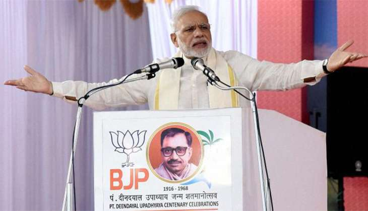 BJP national executive: True to form, Modi's Kozhikode speech was all bluster
