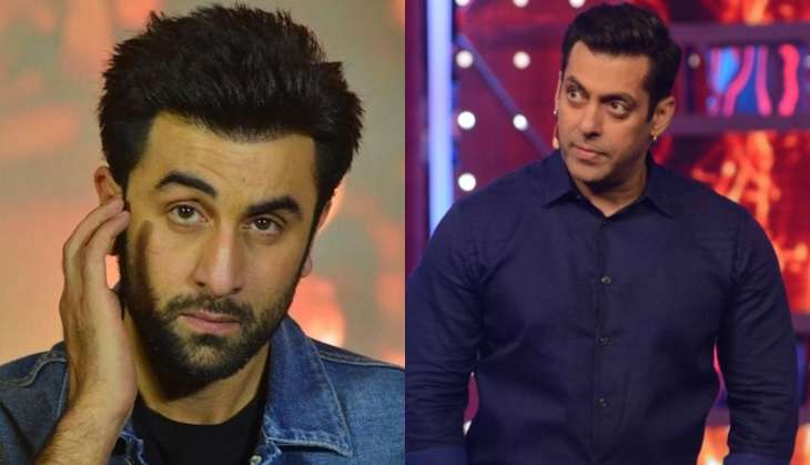 Did Ranbir avoid meeting Salman?